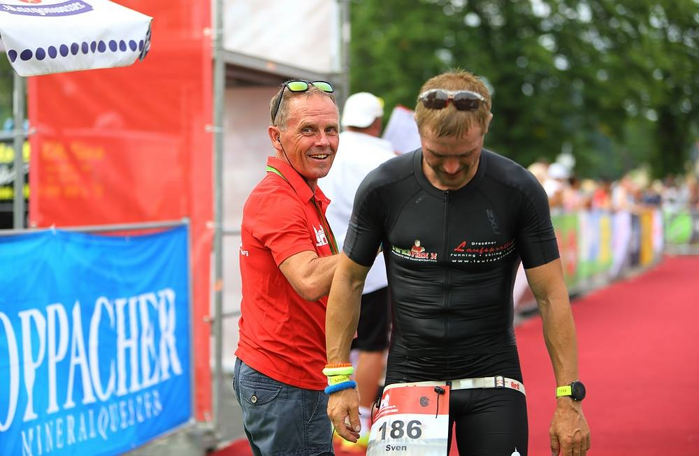 Org-Chef reiner Mehlhorn Schloss-Triathlon Moritzburg